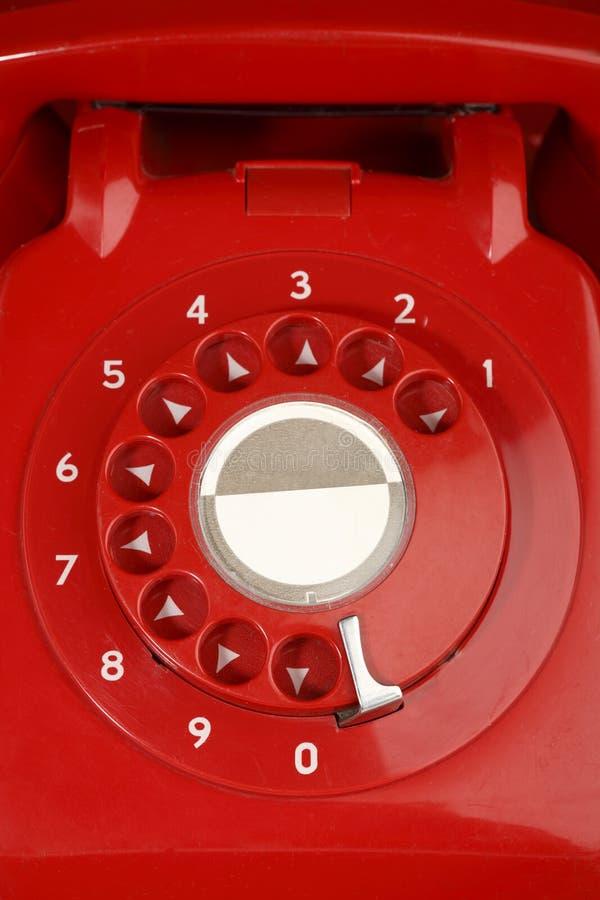 Teléfono retro imágenes de archivo libres de regalías