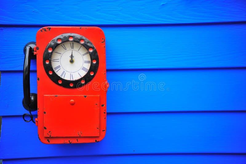 Teléfono rotatorio retro foto de archivo