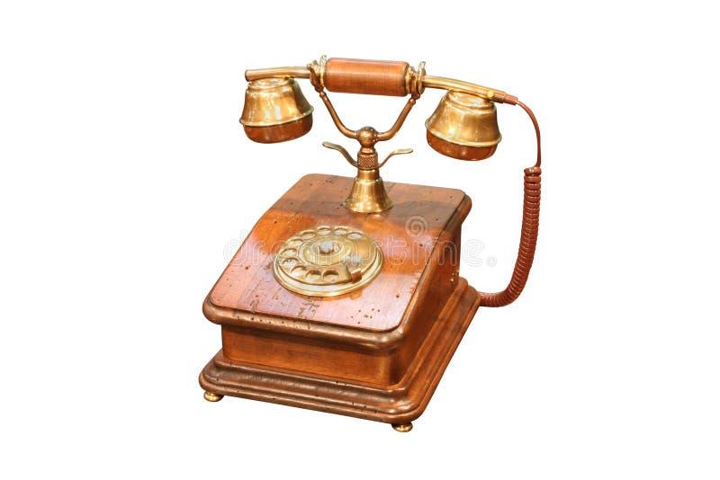 Teléfono viejo imagen de archivo libre de regalías