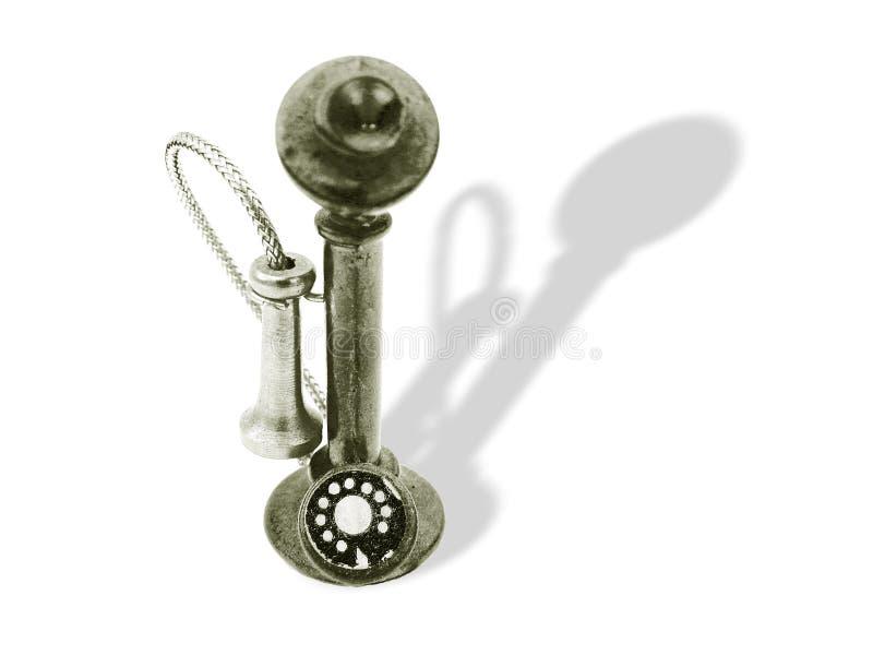 Teléfono Viejo De La Manera Imagen de archivo