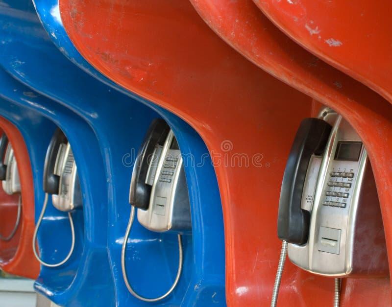 Download Teléfonos De La Calle. Rusia Imagen de archivo - Imagen de contacto, dinero: 7151235