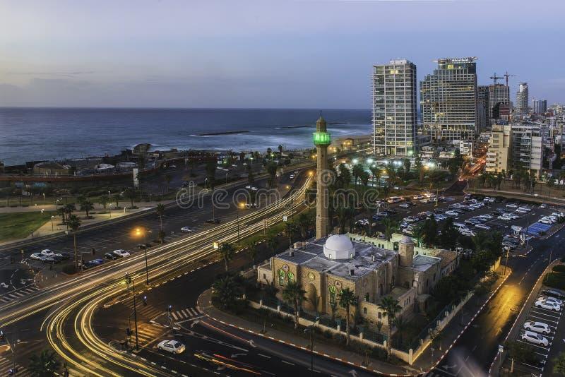 Tel Aviv fotos de archivo