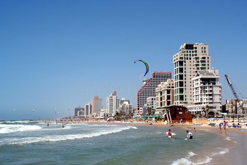 Tel Aviv fotos de archivo libres de regalías