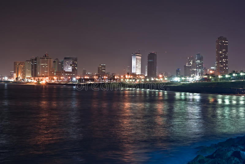 Tel Aviv image libre de droits