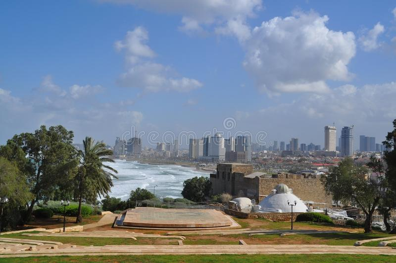 Tel Aviv immagini stock libere da diritti