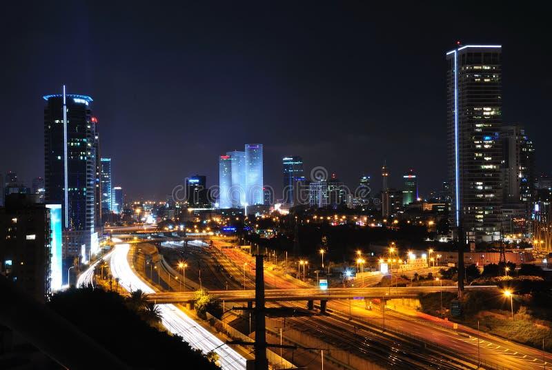 Tel Aviv. fotos de archivo
