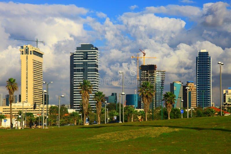 Tel Aviv stockfoto