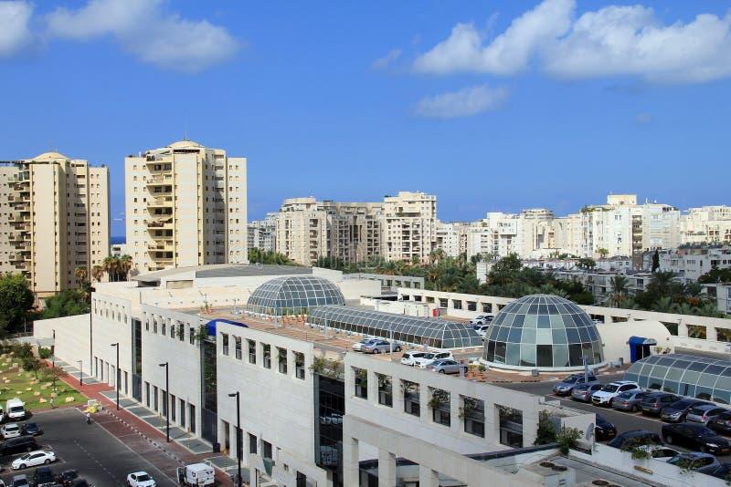Tel Aviv royaltyfri foto