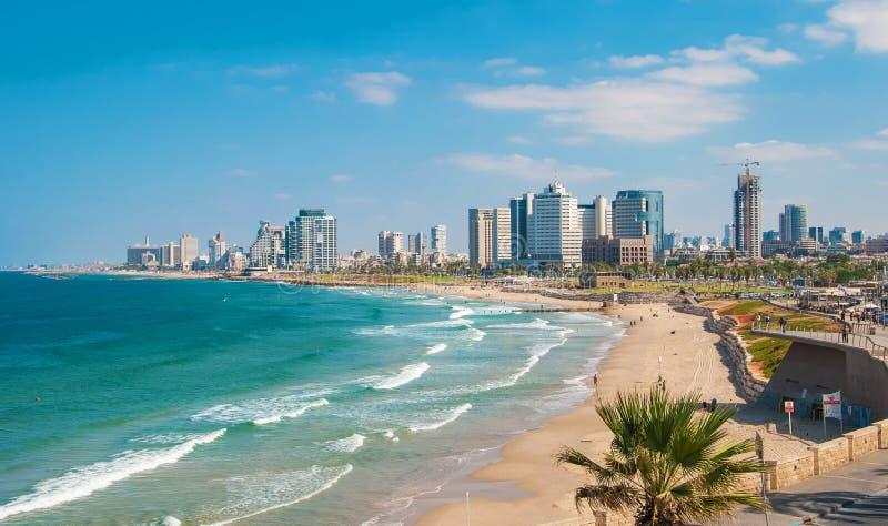 Tel Aviv fotografia stock