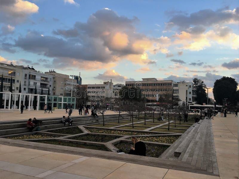 Tel Aviv immagini stock