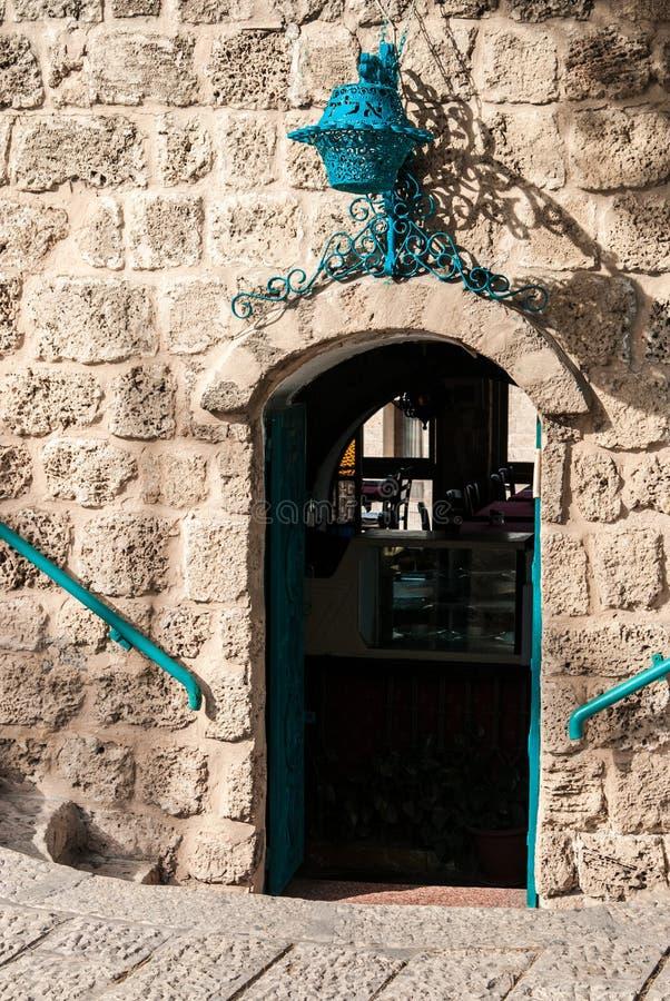 Tel Aviv Door stock images