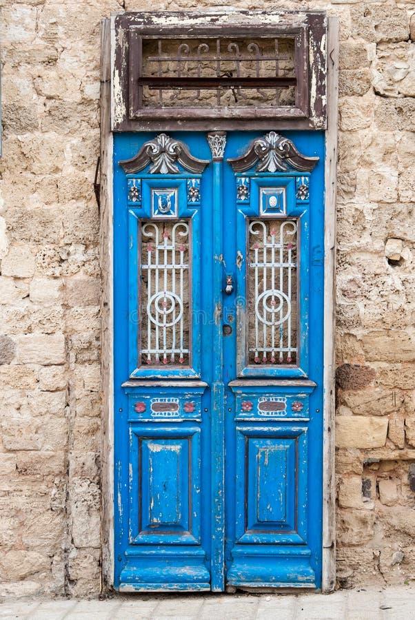 Tel Aviv Door stock photos