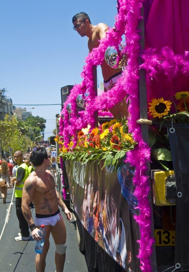 Download Tel Aviv gay pride editorial photography. Image of israel - 26555967
