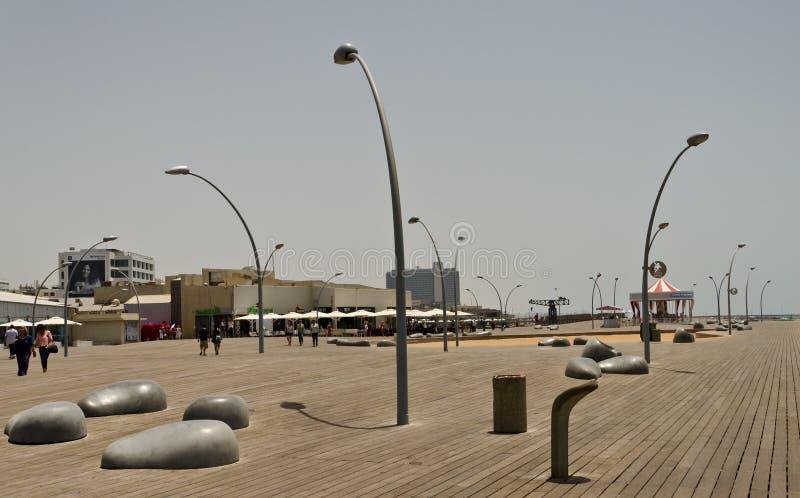 Tel Aviv-Hafen stockbilder