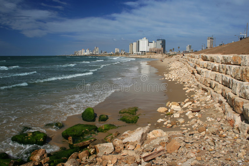 Tel Aviv, Israel imagenes de archivo
