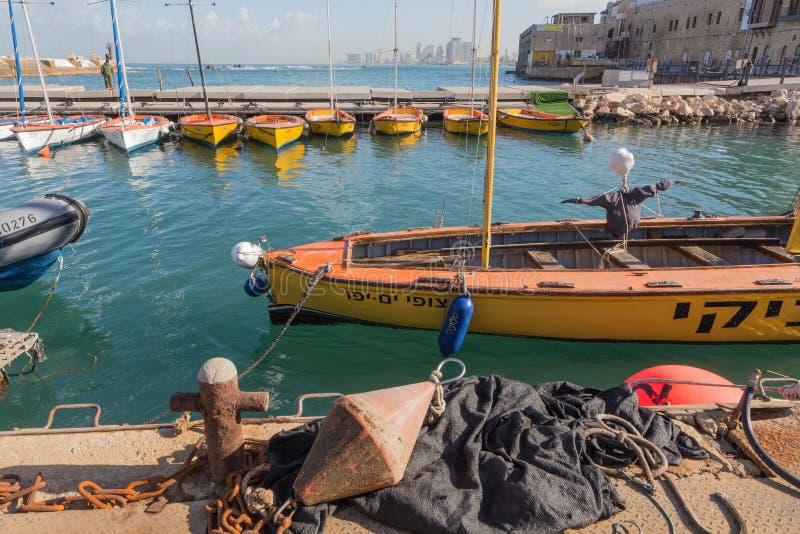Tel Aviv - la costa de Tel Aviv fotografía de archivo