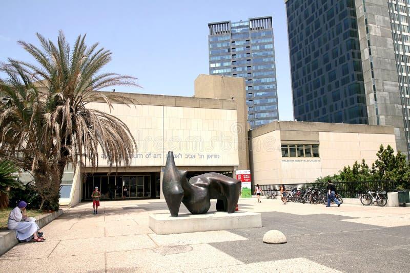 Download Tel Aviv Museum Of Art Editorial Image - Image: 83721230