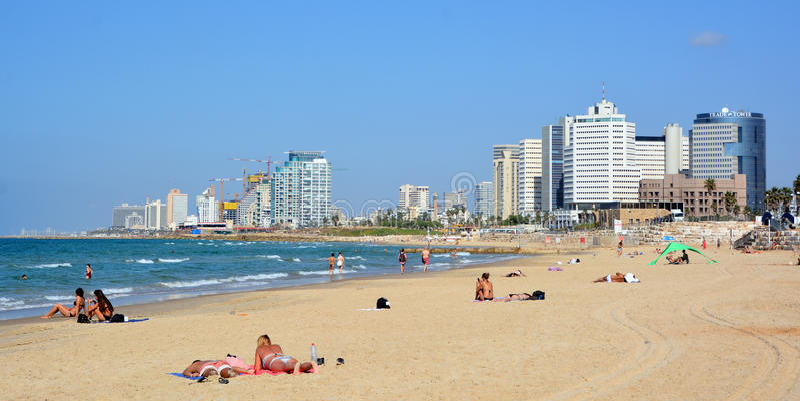 Tel Aviv-Yafo obrazy stock