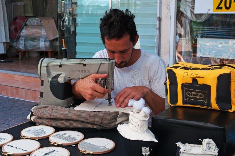 Tel Aviv Yafo, Israel, Mellanösten fotografering för bildbyråer