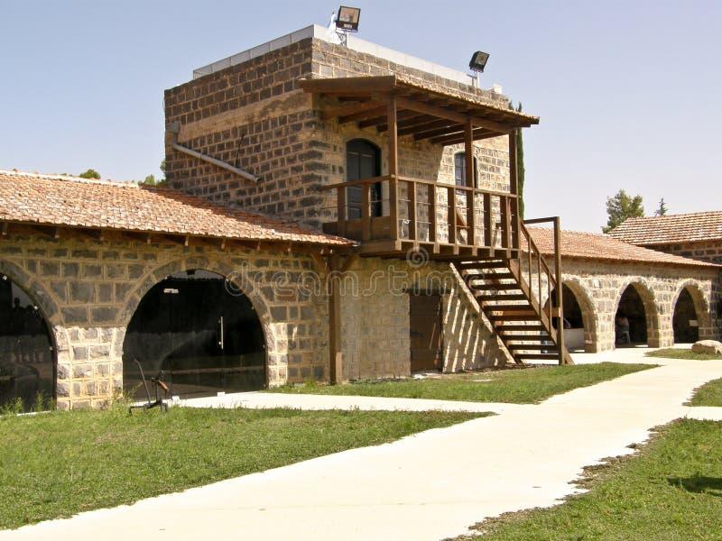 Tel hai museum bulding