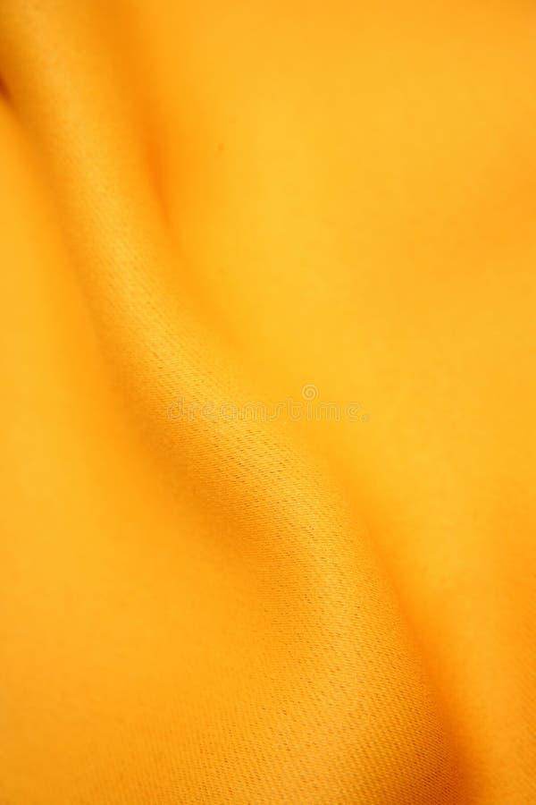 Tela anaranjada imagenes de archivo