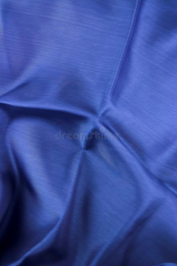 Tela azul imagens de stock royalty free