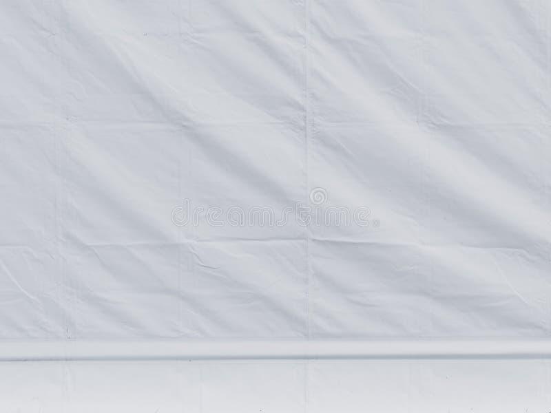 Tela cerata leggera di bianco del fondo fotografia stock libera da diritti