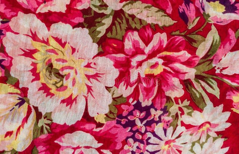 Tela da cópia da flor ilustração stock