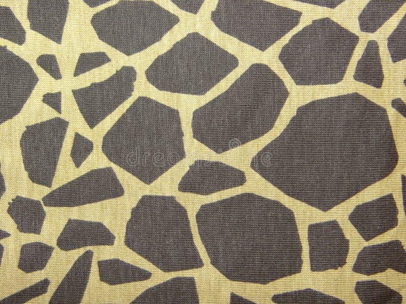 Tela da cópia do leopardo imagens de stock