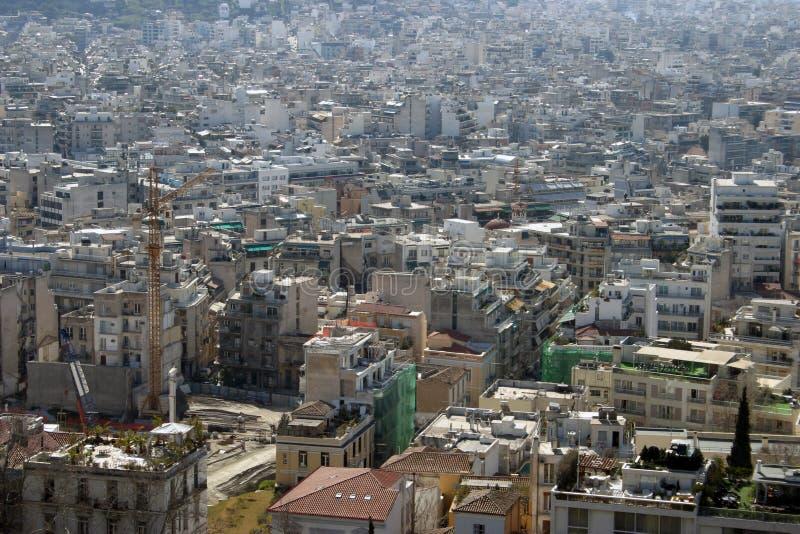 Tela Da Cidade Fotos de Stock