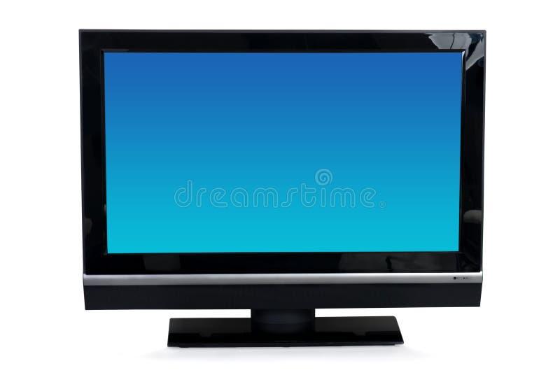 Tela da tevê do LCD