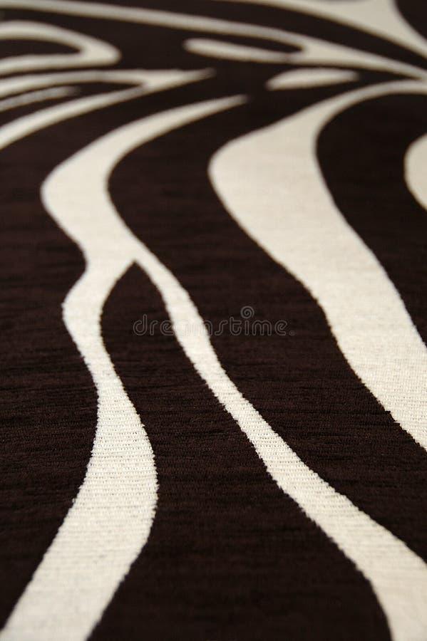 Tela da zebra fotos de stock royalty free
