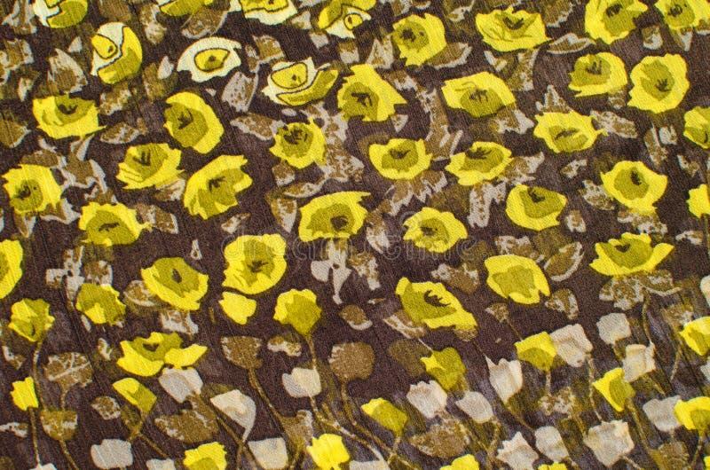 Tela de algodón foto de archivo