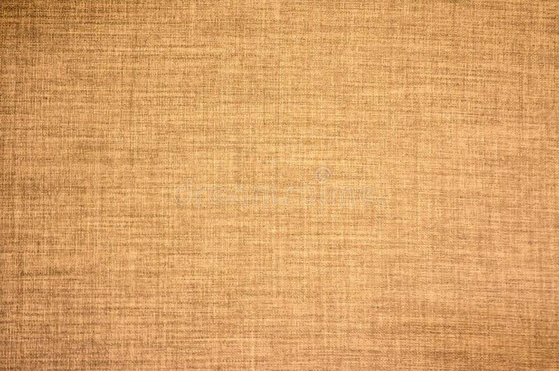 Tela de Brown imagem de stock