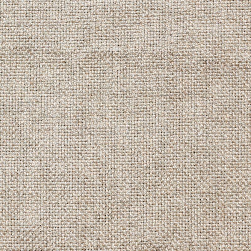 Tela de lino imagen de archivo