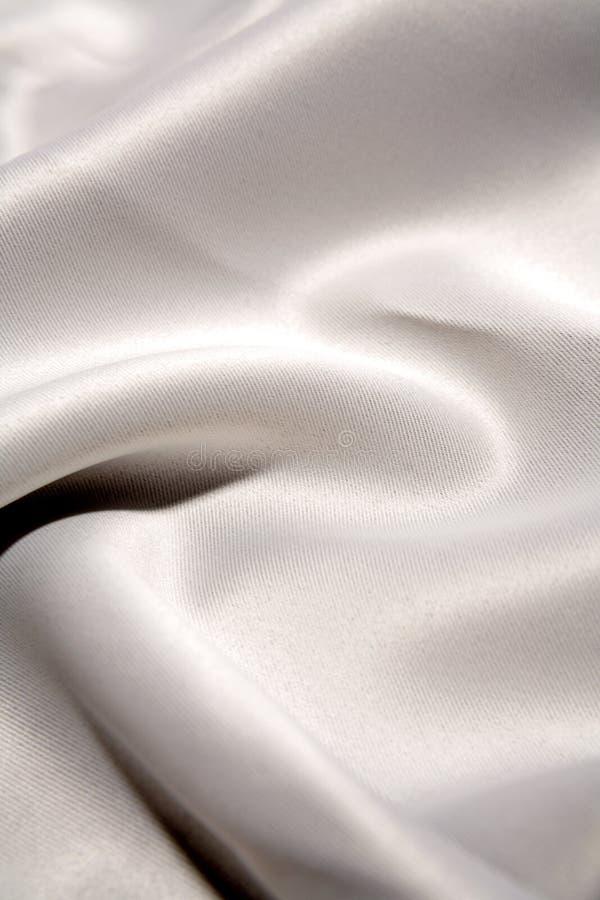 Tela de seda foto de archivo libre de regalías