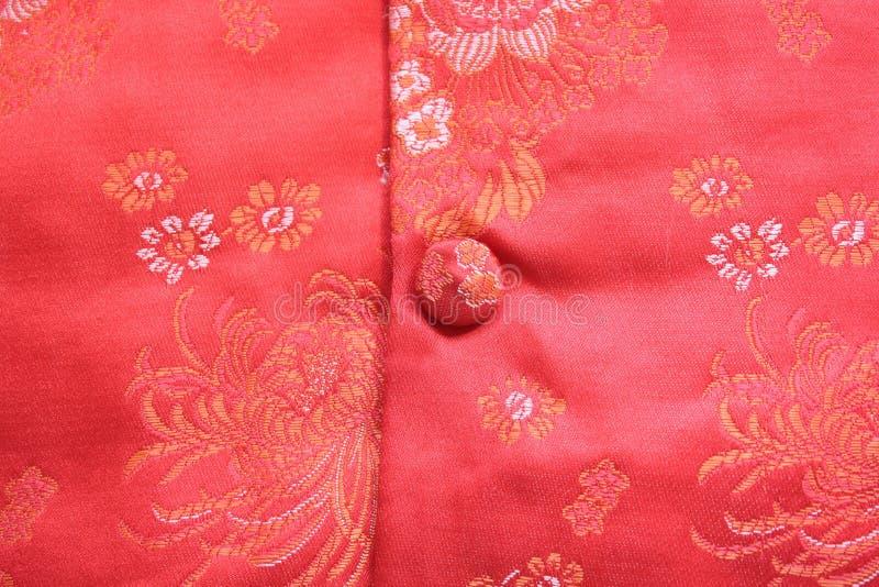 Tela de seda china imagen de archivo