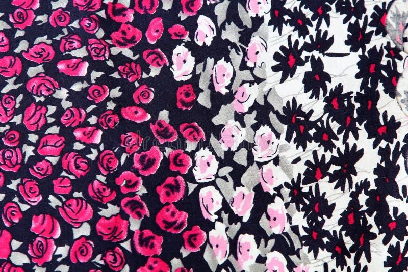 Tela del fondo floral foto de archivo
