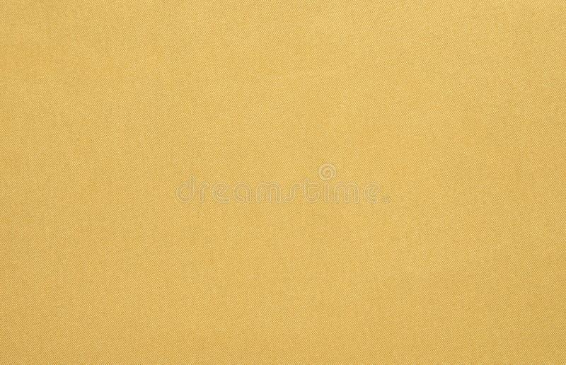 Tela del oro foto de archivo libre de regalías