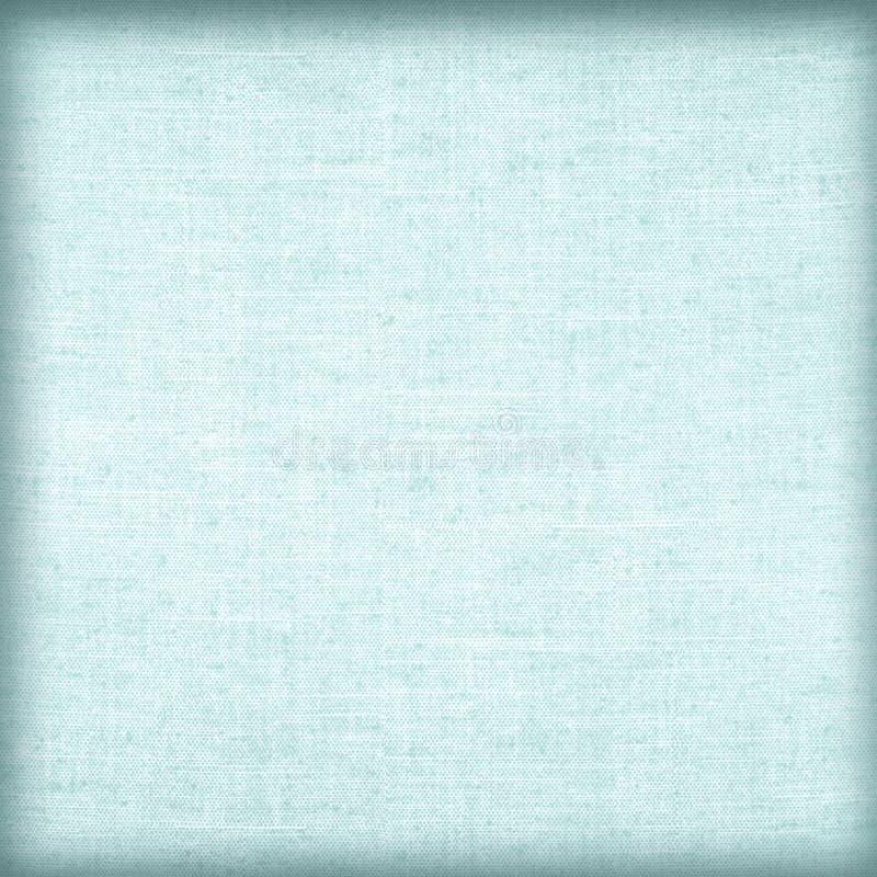 Tela di canapa blu-chiaro illustrazione di stock