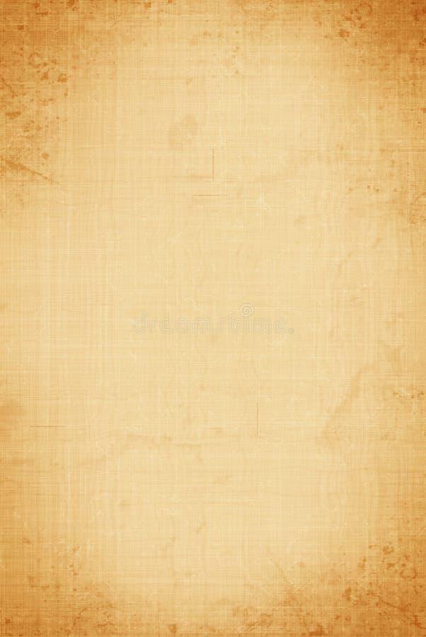 Tela di canapa di Grunge illustrazione di stock
