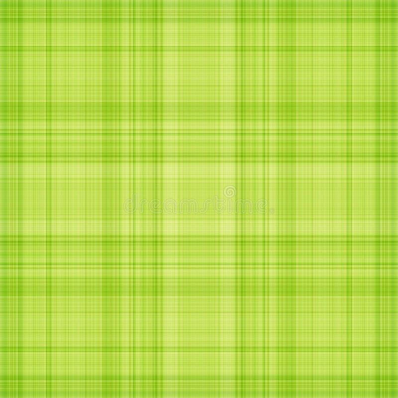 Tela escocesa textured verde libre illustration