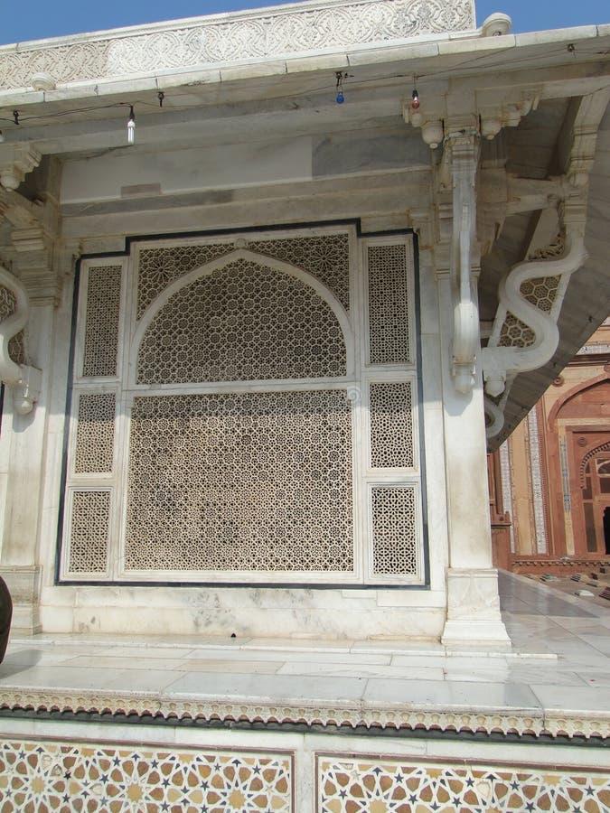Tela filigree de mármore intricada, imagens de stock