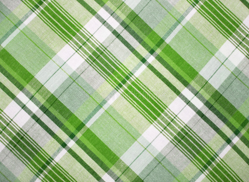 Tela verde foto de stock
