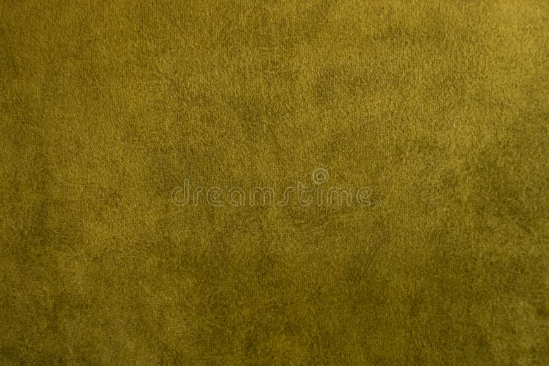 Tela verde de veludo Textura do veludo verde foto de stock royalty free