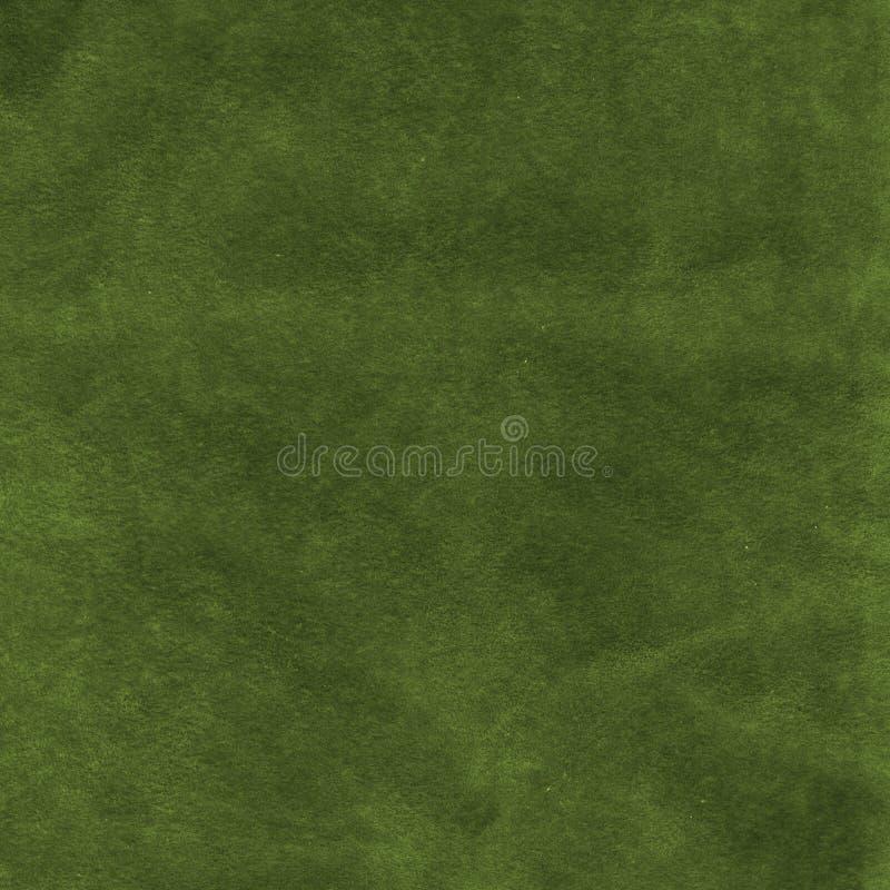 Tela verde del terciopelo ilustración del vector