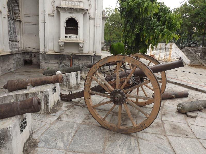 Telangana-Zustands-Archäologie-Museum, Hyderabad lizenzfreie stockbilder