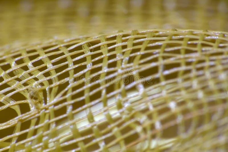 telas com costura larga do estilo da gaze foto de stock