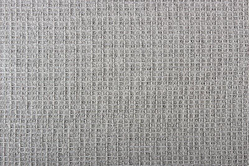 Telas de lino de la textura, estructura de la galleta fotografía de archivo