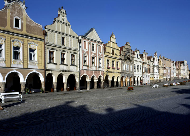 Download Telc, Czech Republic Royalty Free Stock Image - Image: 28635316